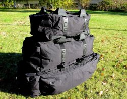 NORTHGEAR ARMY BAG MEDIUM - säkerhetsutrustning